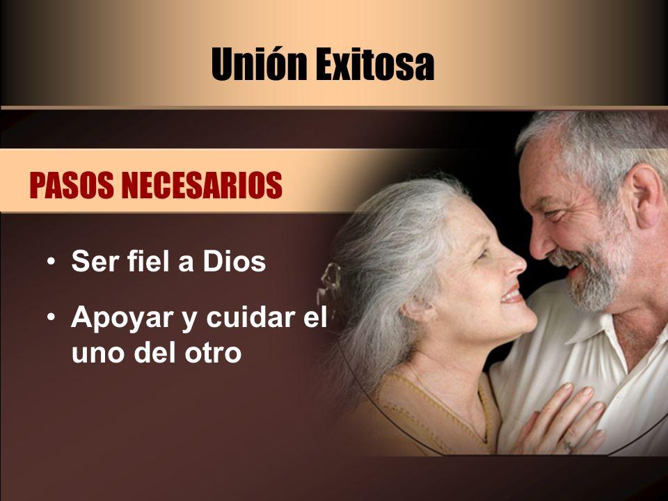 Ser fiel a Dios PASO UNO