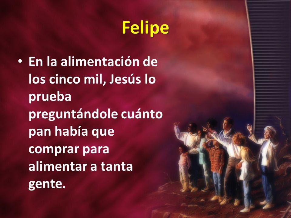 Instrucción en la fe Felipe, guiado por el Espíritu Santo, le mostró todo el significado del sufrimiento del Mesías, su muerte y resurrección, y que su sacrificio derribó la pared intermedia de separación (Efe.