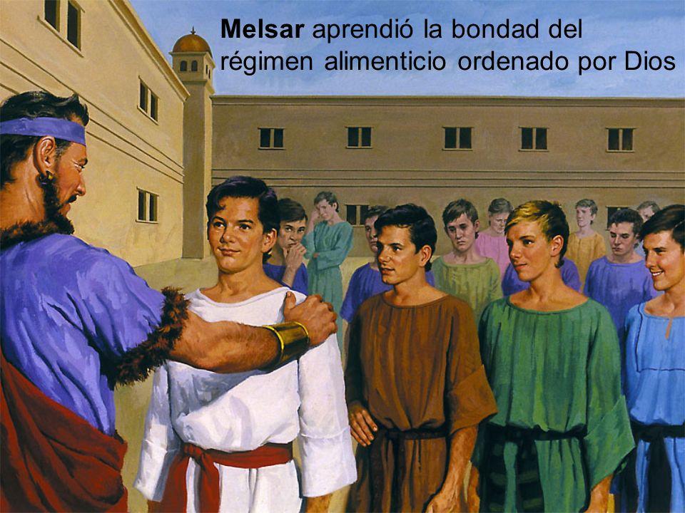 Nabucodonosor los halló diez veces más inteligentes que el resto de sus compañeros