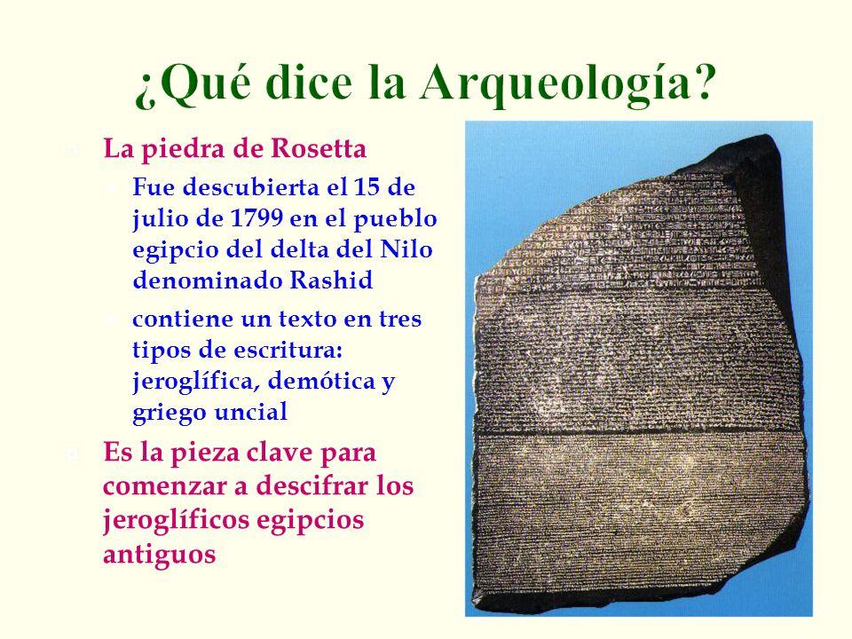 La inscripción de Behistún Es el documento clave para el desciframiento de una escritura perdida: la cuneiforme Se encuentra en la provincia de Kermanshah, al oeste de Irán.