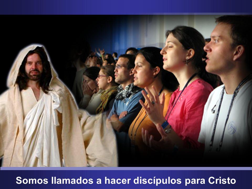APLICA ¿Cómo esta lección acerca de cómo hacer discípulos para Cristo, puede impactar mi vida hoy.