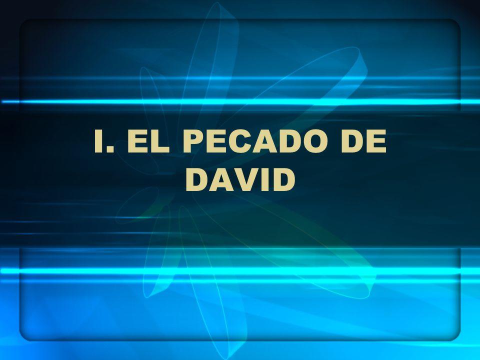 1.DAVID PRACTICABA LA POLIGAMIA.