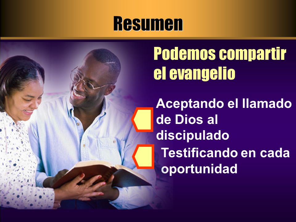 Christs disciples need to experience God personally DIOS PROVEE PODER ILIMITADO PARA TESTIFICAR