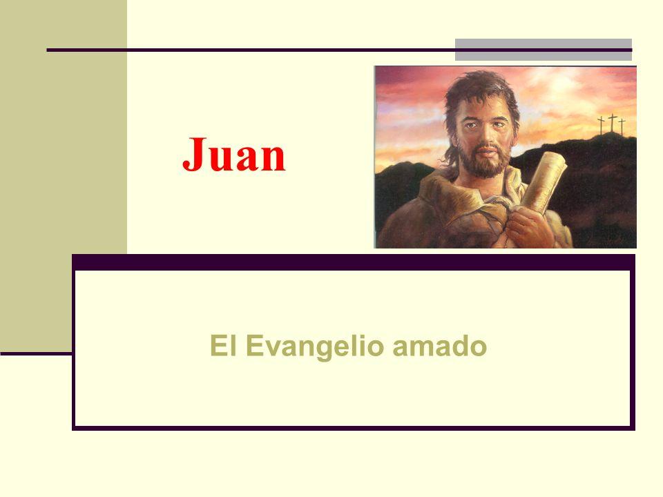 Juan El Evangelio amado
