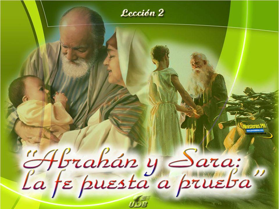 Por la fe Abraham, a pesar de su avanzada edad y de que Sara misma era estéril, recibió fuerza para tener hijos, porque consideró fiel al que le había hecho la promesa (Heb.