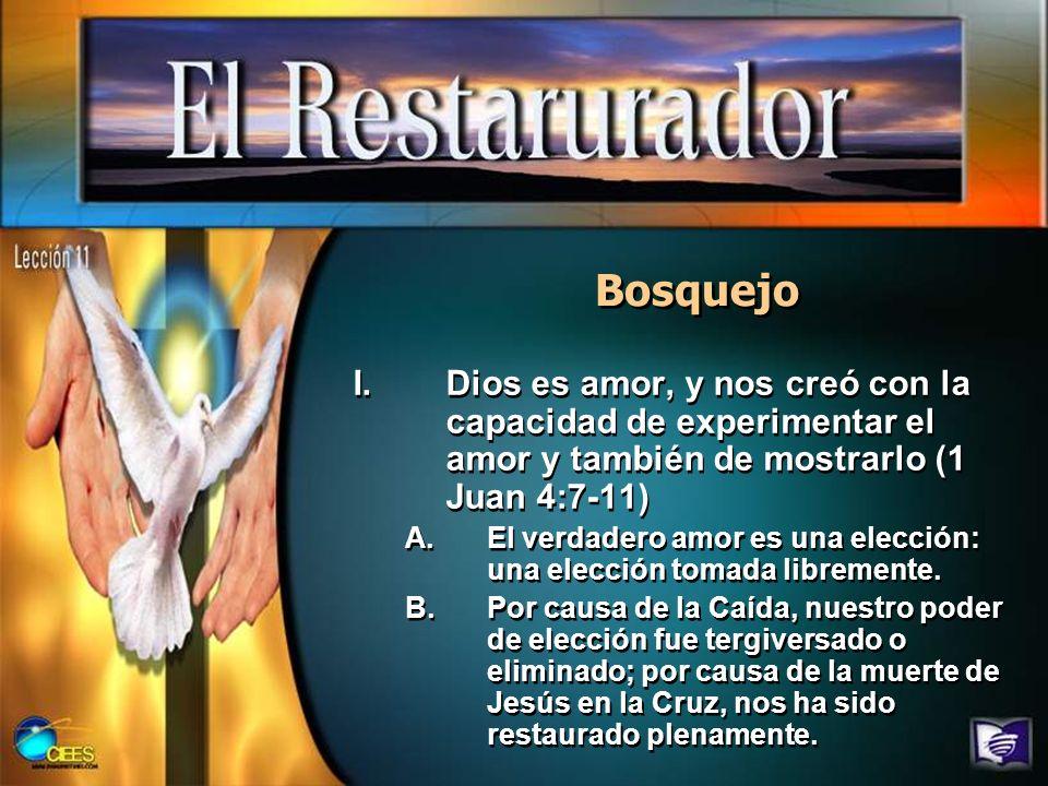 Bosquejo II.Aceptar la salvación nos abre a la obra restauradora del Espíritu Santo (Fil.