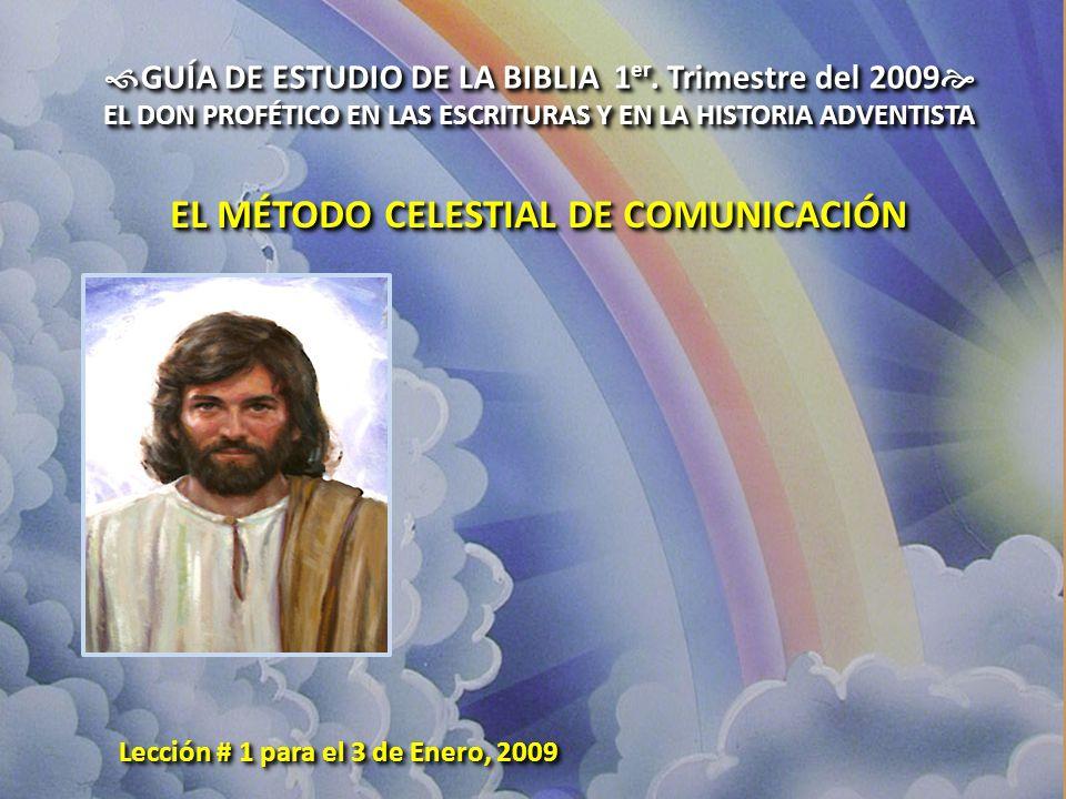 PARTE V.- LA COMUNICACIÓN DE DIOS: POR JESUCRISTO El centro y la sustancia de la revelación de Dios es la persona de de Cristo, Dios en carne humana.