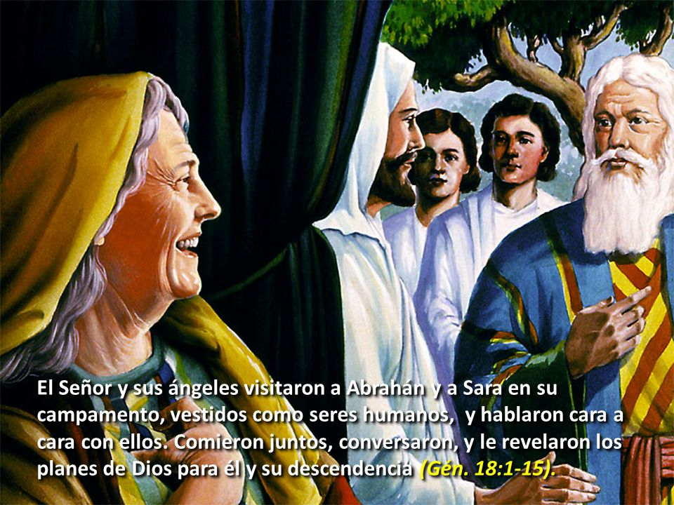 Consideremos las Siguientes Declaraciones Bíblicas: Todo esto sucedió en cumplimiento de lo que dijo el Señor, por el profeta (Mat.