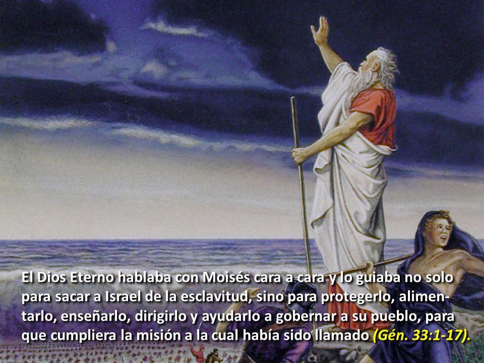COMENTARIOS FINALES: Cristo vino para ensenar a los seres humanos lo que desea que conozcan.