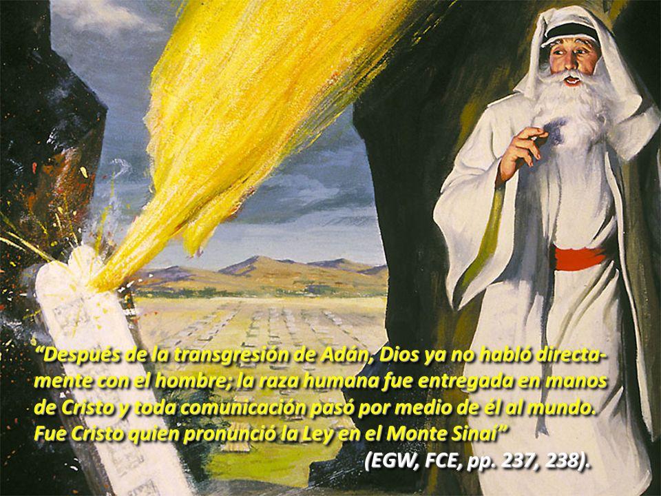 PARTE II.- LA COMUNICACIÓN DE DIOS: EN LA NATURALEZA Los cielos cuentan la gloria de Dios, y el firmamento anuncia la obra de sus manos.