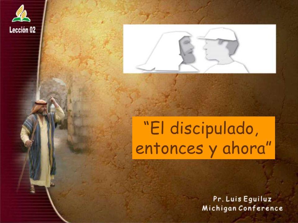 Ser discipulo de Jesús implica dejar todo para seguirlo.