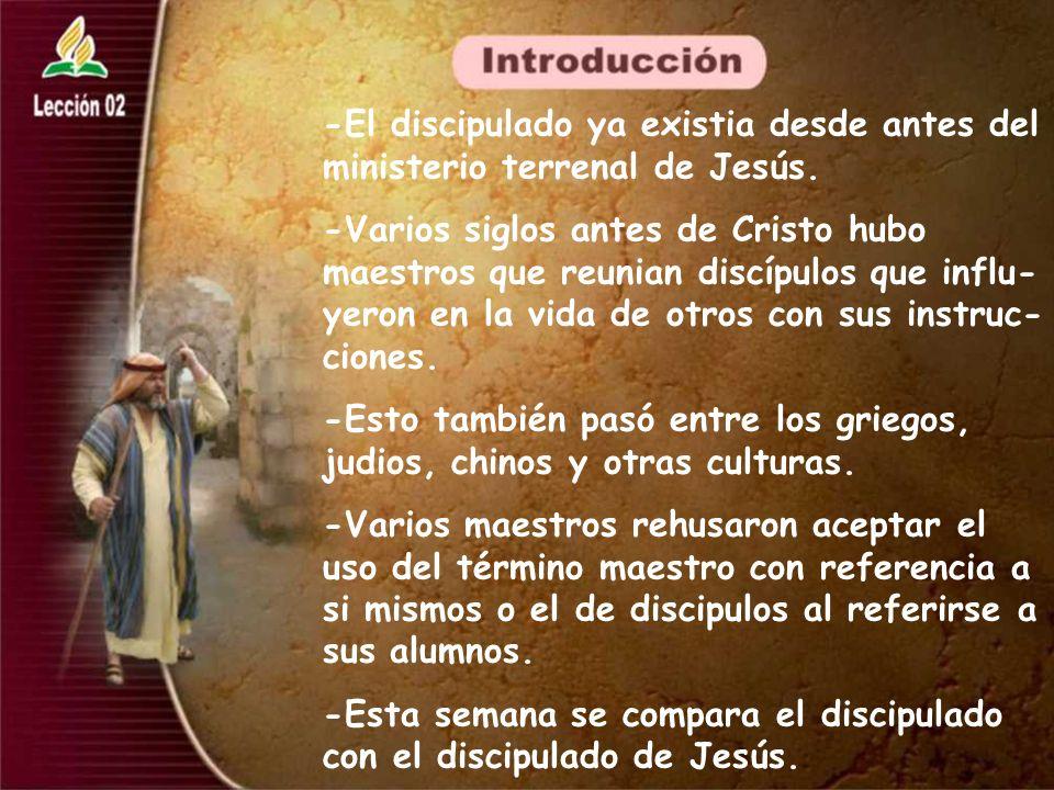 - Habían ciertos griegos que pregutaron: ¡quisieramos ver a Jesús.
