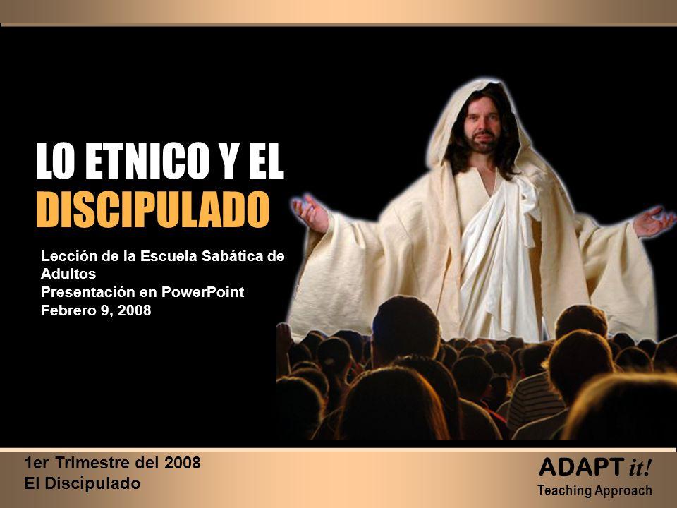 GANANDO ALMAS PARA CRISTO La muerte de Cristo en la Cruz abarca a todos