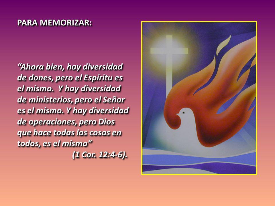 INTRODUCCIÓN: Los Adventistas del 7 mo.Día creen en la existencia de los dones espirituales.