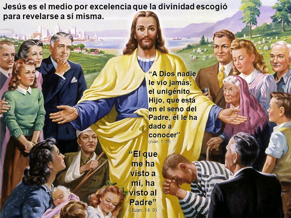 Por medio de la creación y de la redención, por medio de la naturaleza y de Cristo, se revelan las glorias del carácter divino.