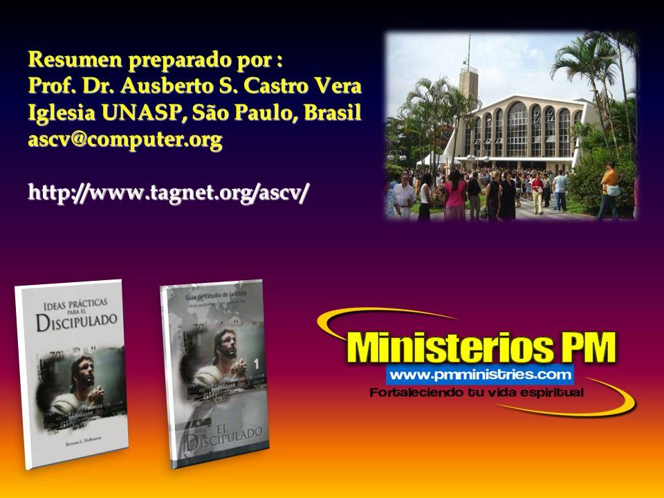 Resumen preparado por : Prof.Dr. Ausberto S.