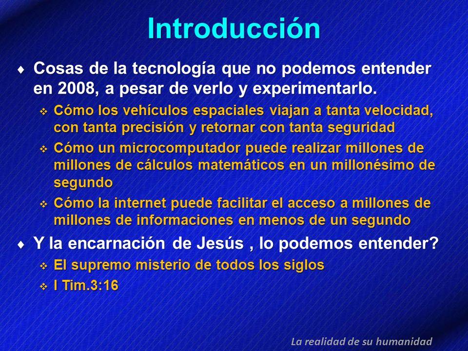 Introducción Cosas de la tecnología que no podemos entender en 2008, a pesar de verlo y experimentarlo. Cosas de la tecnología que no podemos entender