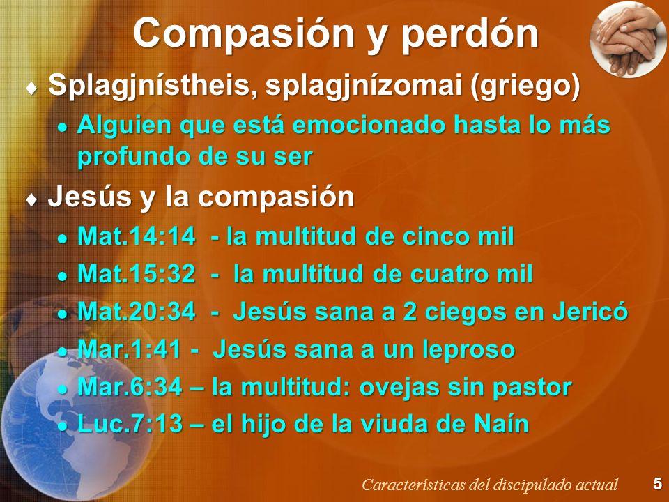 Compasión y perdón Jesús y el perdón Jesús y el perdón La oración modelo, Mat.6:9-13 La oración modelo, Mat.6:9-13 El fariseo Simón y la mujer pecadora, Luc.7:36-50 El fariseo Simón y la mujer pecadora, Luc.7:36-50 Jesús en la cruz, Luc.23:34 Jesús en la cruz, Luc.23:34 Pedro después de haber negado tres veces a Jesús: ¿Me amas.