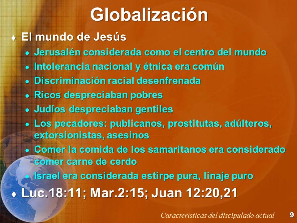 Globalización Jesús para todo el mundo Jesús para todo el mundo Juan 3:16 todo aquel Juan 3:16 todo aquel Juan 12:47 salvar al mundo Juan 12:47 salvar al mundo Juan 1:10 En el mundo estaba, y el mundo fue hecho por medio de él, pero el mundo no le conoció Juan 1:10 En el mundo estaba, y el mundo fue hecho por medio de él, pero el mundo no le conoció Juan 1:29 ¡He aquí el Cordero de Dios que quita el pecado del mundo.