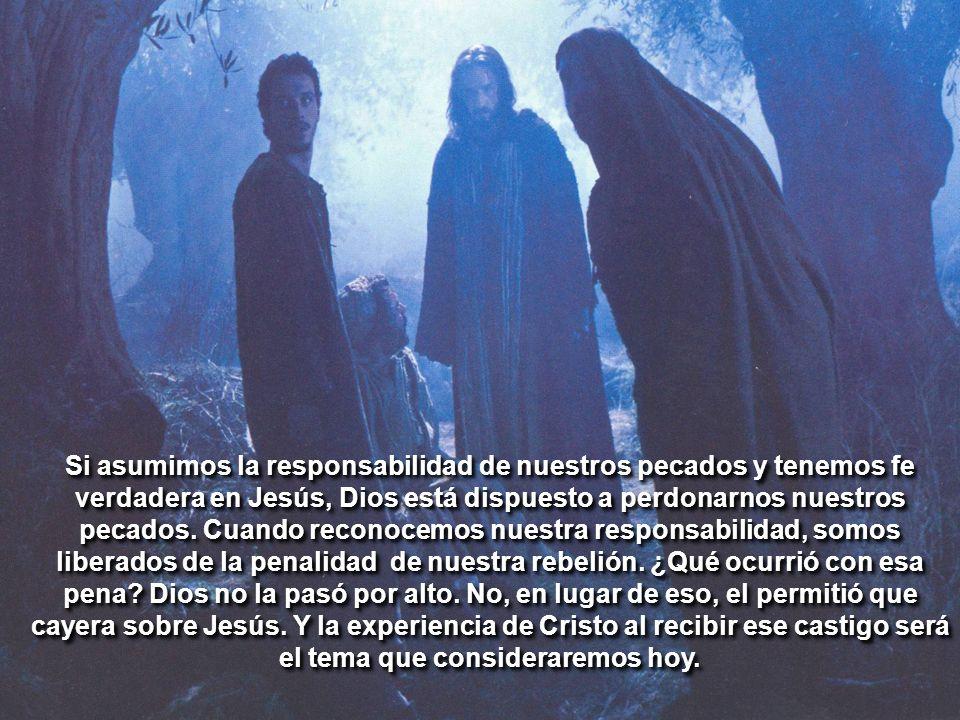 PREGUNTAS Y RESPUESTAS BIENESTAR FAMILIAR INTERNACIONAL 5.¿Qué significa la expresión entregado en manos de pecadores.