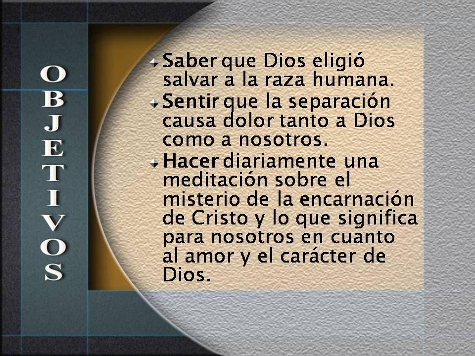 Lo principal de nuestro mensaje debe consistir en la misión y la vida de Jesucristo.