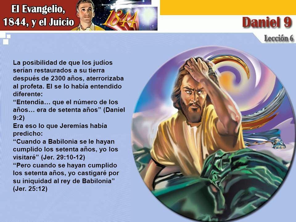 De acuerdo con esta promesa, es un hecho que el Señor restauró al pueblo a la tierra cuando él dijo que lo haría.