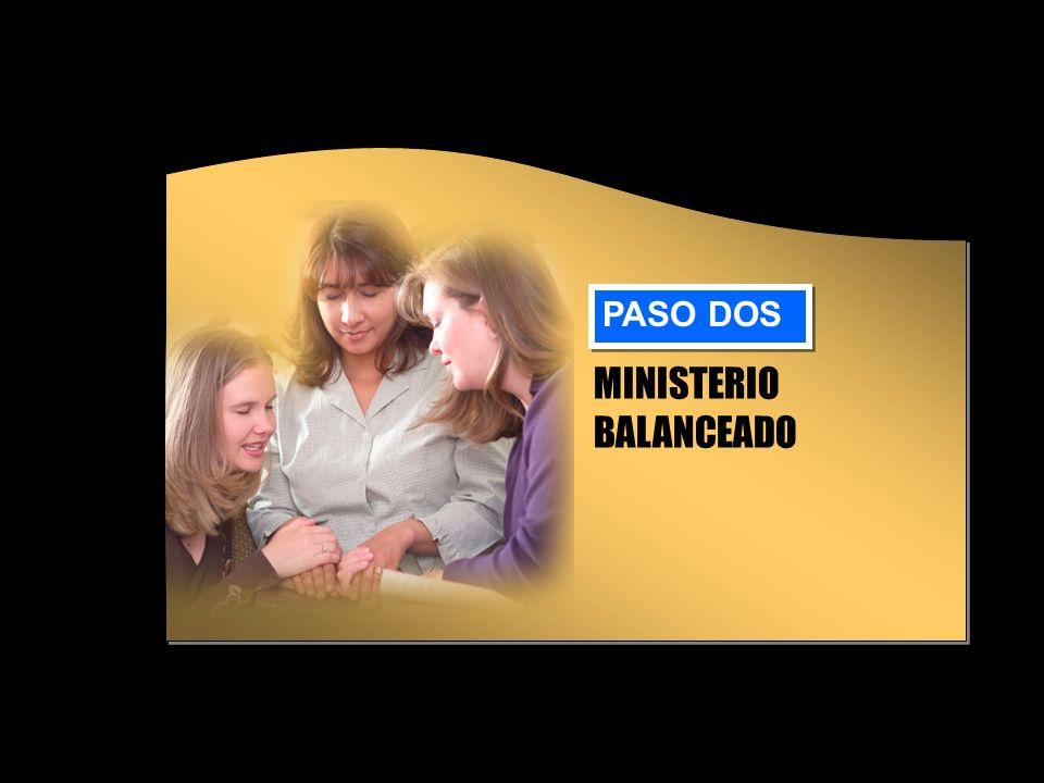 MINISTERIO BALANCEADO Los discípulos enseñaban y predicaban.