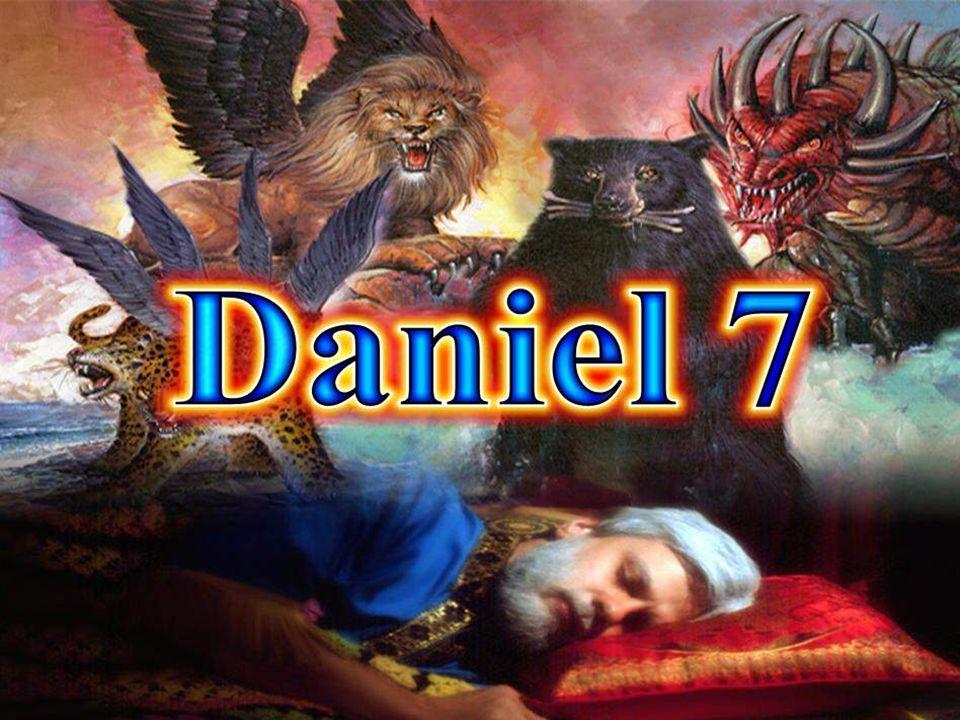 Resumen Daniel 7 proporciona una vista panorámica, por adelantado, de más de dos mil quinientos años de historia.