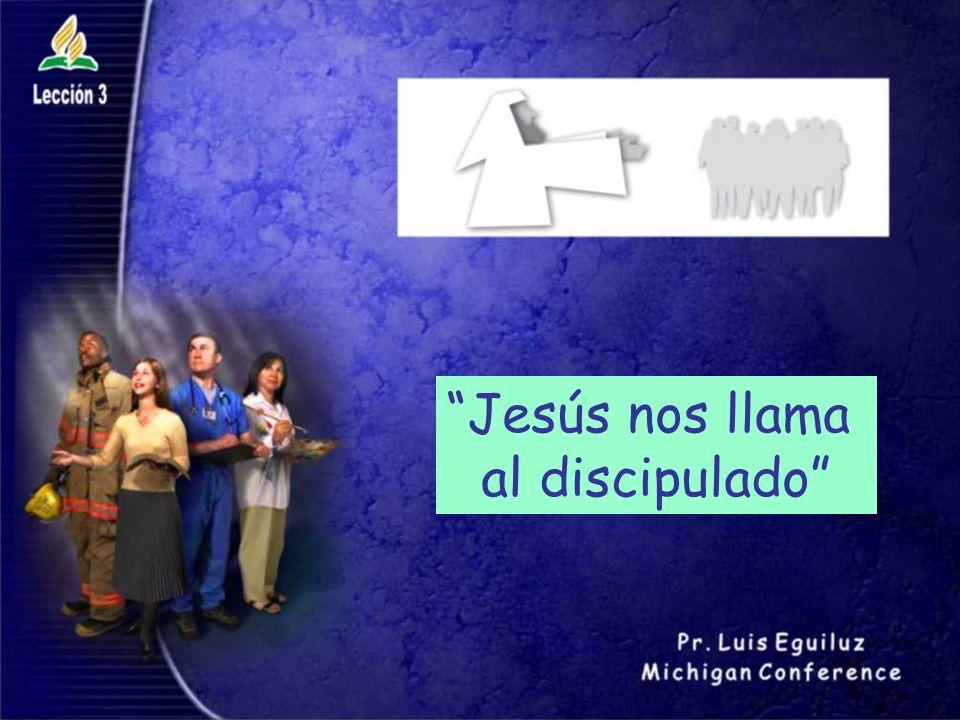 Nosotros hemos sido llamados por Jesús para ser sus discípulos en un mundo moderno y lleno de dificultades.