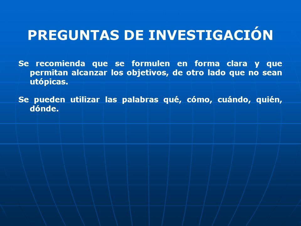 METODOLOGÍA DE INVESTIGACIÓN 1.Nivel de la Investigación Exploratoria Descriptiva Explicativa 2.