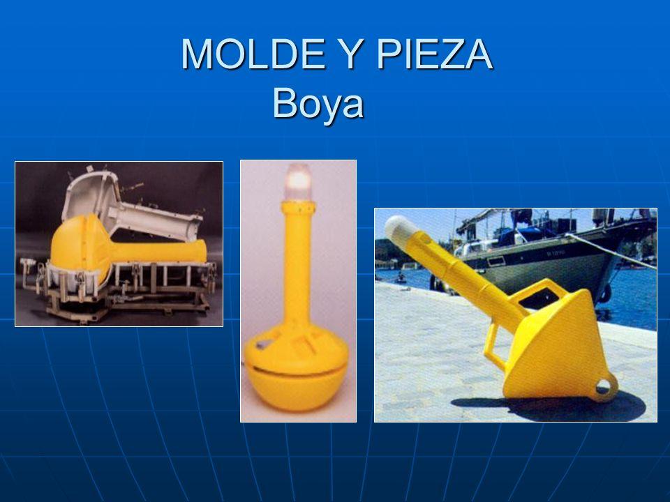 MOLDE Y PIEZA Boya MOLDE Y PIEZA Boya