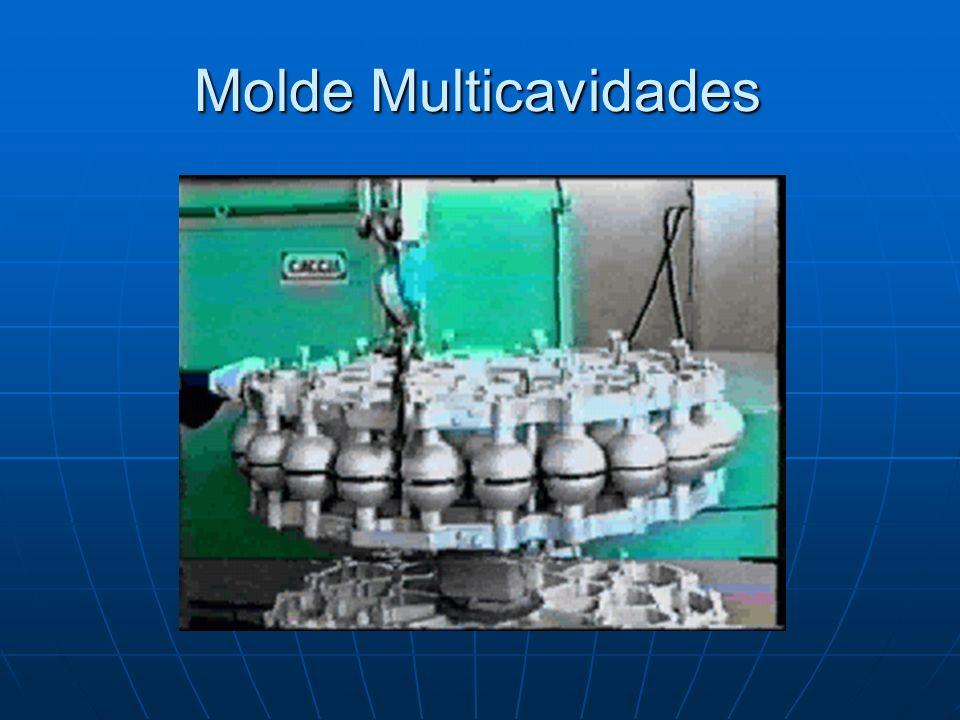 Molde Multicavidades Molde Multicavidades