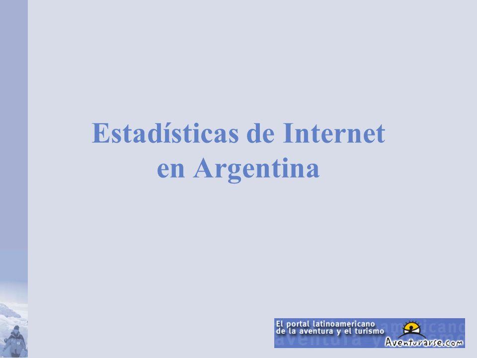 E-commerce en Argentina Tendencias y opiniones entre los usuarios de internet Av.