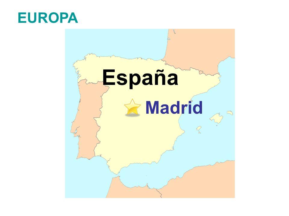 España Madrid EUROPA