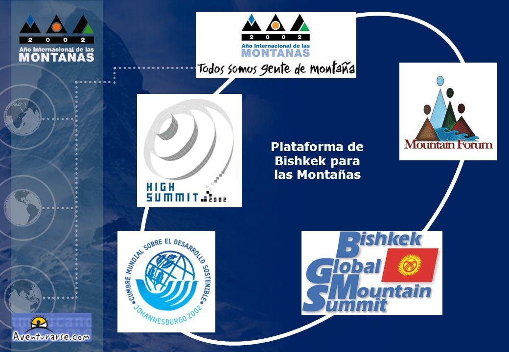 Plataforma de Bishkek para las Montañas