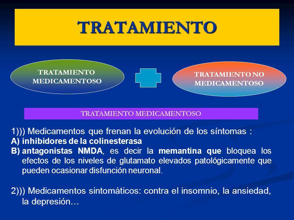 Además de exploraciones complementarias: para descartar que no se trate de una enfermedad cerebral degenerativa (tumor, hematoma, traumatismo ligero,