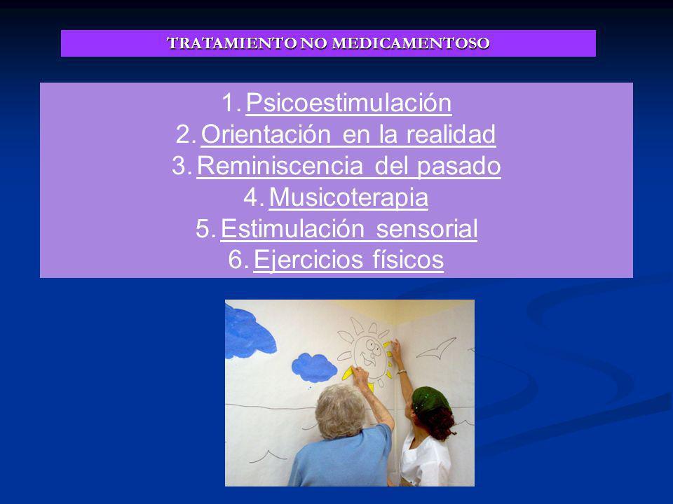 TRATAMIENTO TRATAMIENTO MEDICAMENTOSO TRATAMIENTO NO MEDICAMENTOSO TRATAMIENTO MEDICAMENTOSO 1))) Medicamentos que frenan la evolución de los síntomas