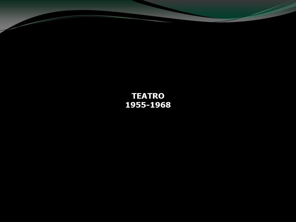 Emilio Carballido * Perteneció al grupo de los artistas conocido como Generación de los Cincuenta *Rosalba y los llaveros, estrenada en 1950 en el Palacio de Bellas Artes *Misa de seis, libreto de ópera en un acto estrenada en bellas Artes en 1965 1925-2008