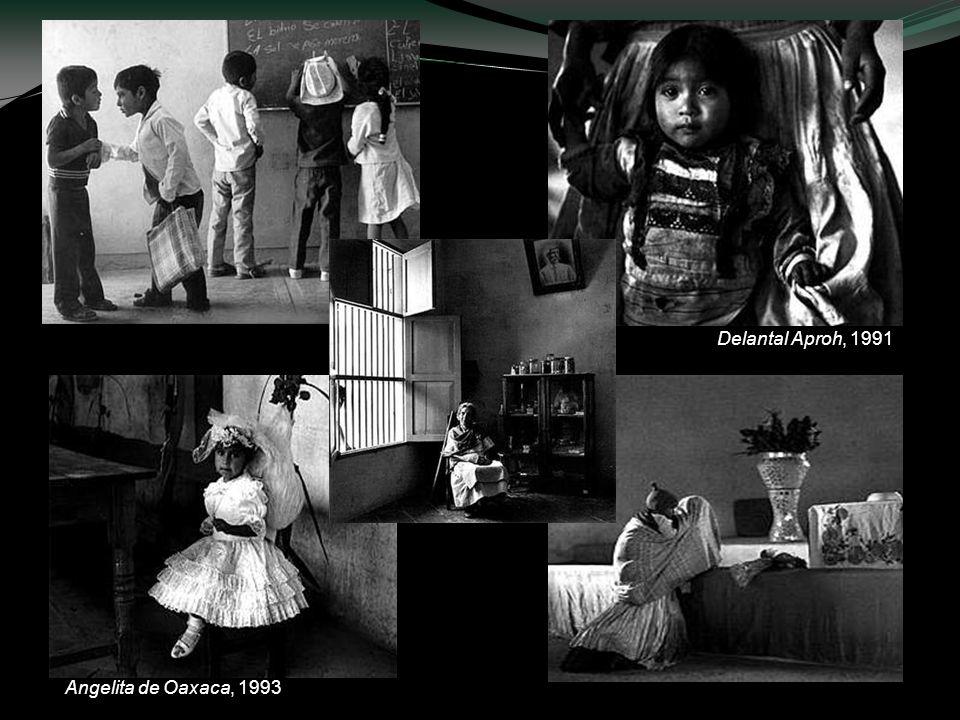 La Ciega, 1983 La sal se puso morena, 1989 Angelita de Oaxaca, 1993 Delantal Aproh, 1991 En el altar, 1991