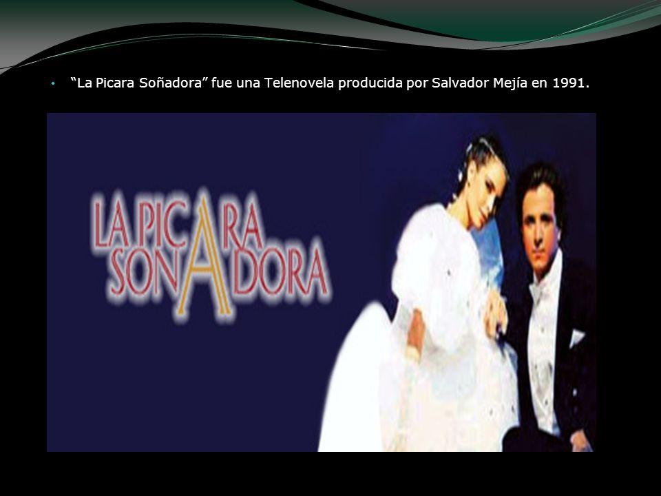 La Picara Soñadora fue una Telenovela producida por Salvador Mejía en 1991.