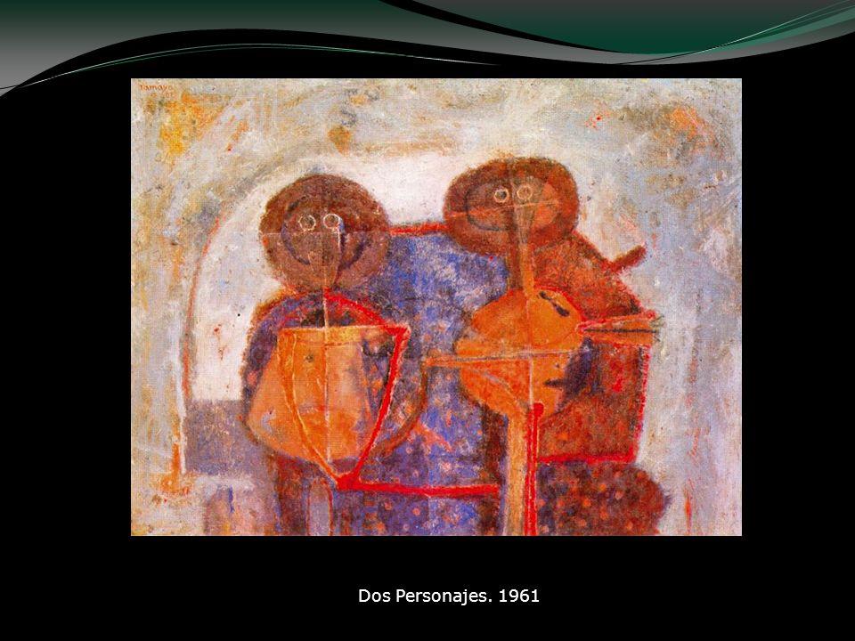 Obras realizadas durante el periodo Autorretrato.1967 Cabeza.