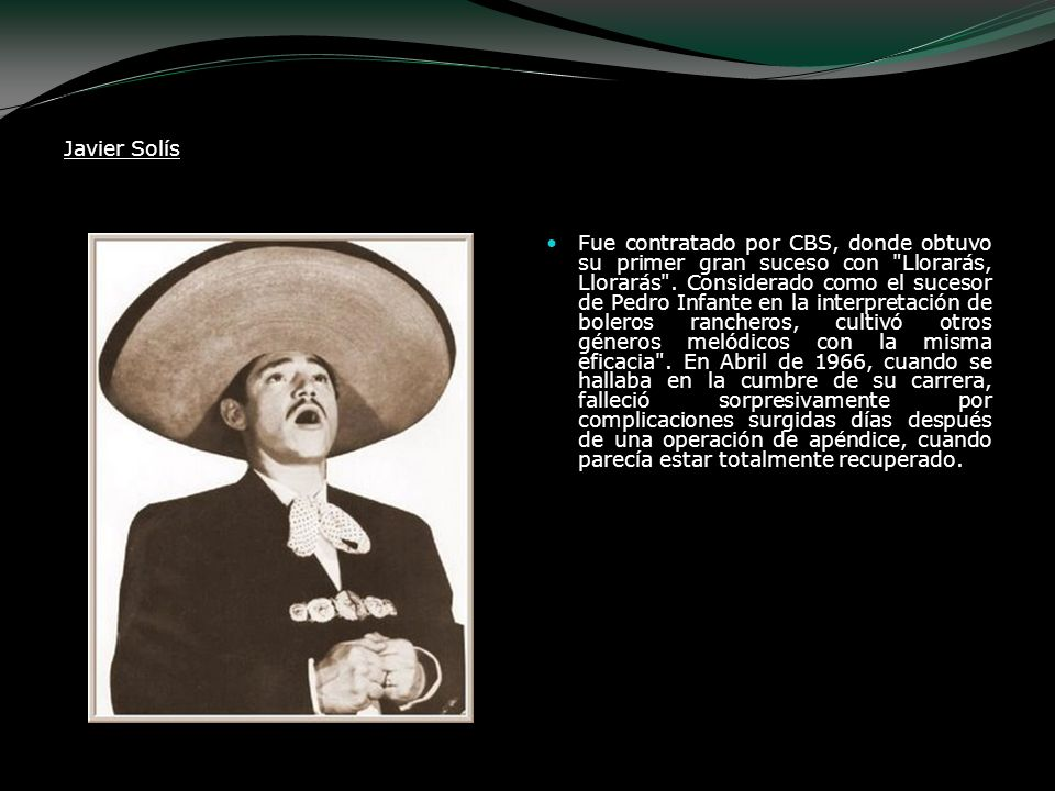 Armando Manzanero En 1960 publicó uno de sus grandes éxitos, Voy a Apagar la Luz .