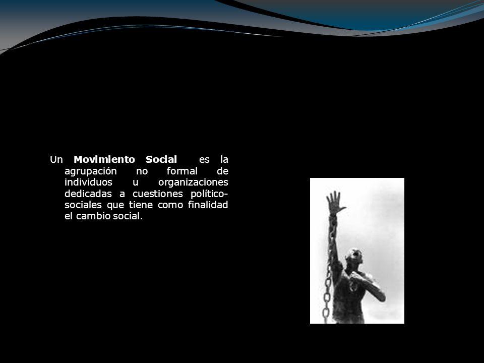 Movimiento Sindical: El movimiento sindical es la parte del movimiento obrero que no tiene entre sus objetivos directos la representación política, sino la laboral.
