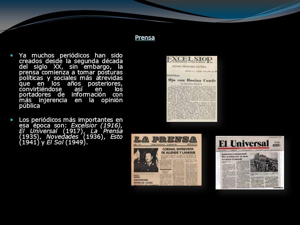 Algunas publicaciones suelen disponer de su enorme influencia: Cuadernos Americanos (1942) dirigida por Jesús Silva Herzog se convierte en vocera del nacionalismo latinoamericano.