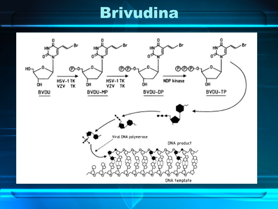Brivudina