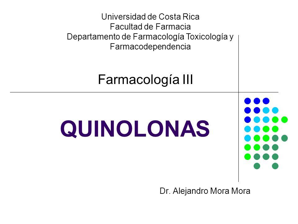 QUINOLONAS Dr.