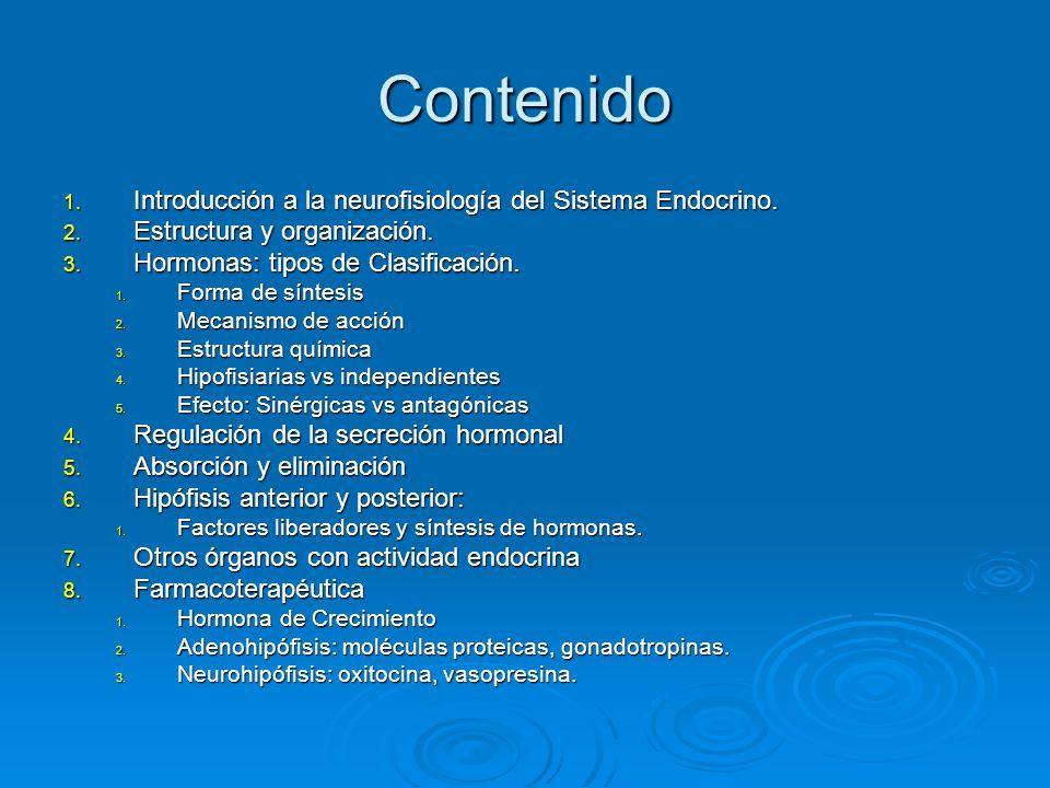 CONEXIONES entre HIPOTALAMO - HIPOFISIS A.