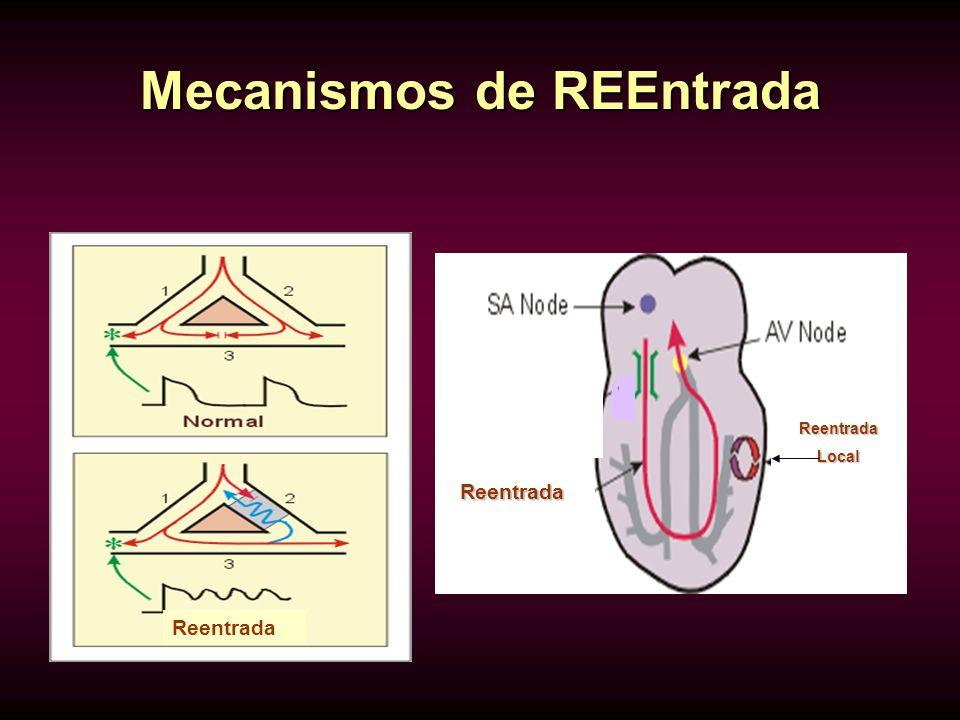 Mecanismos de REEntrada Reentrada Reentrada ReentradaLocal