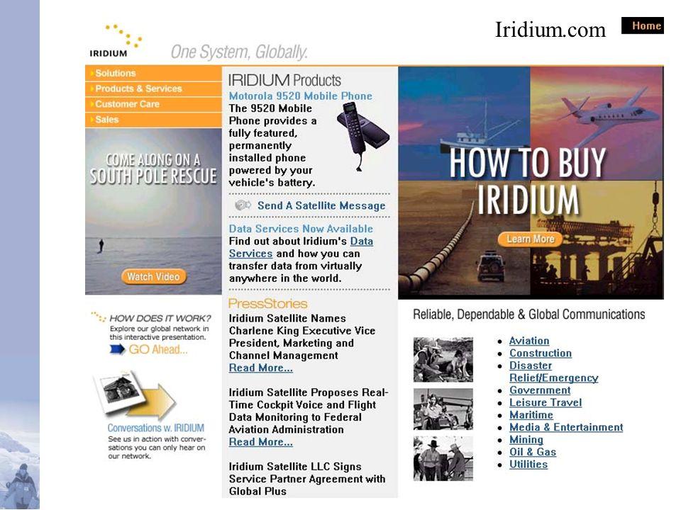 Iridium.com