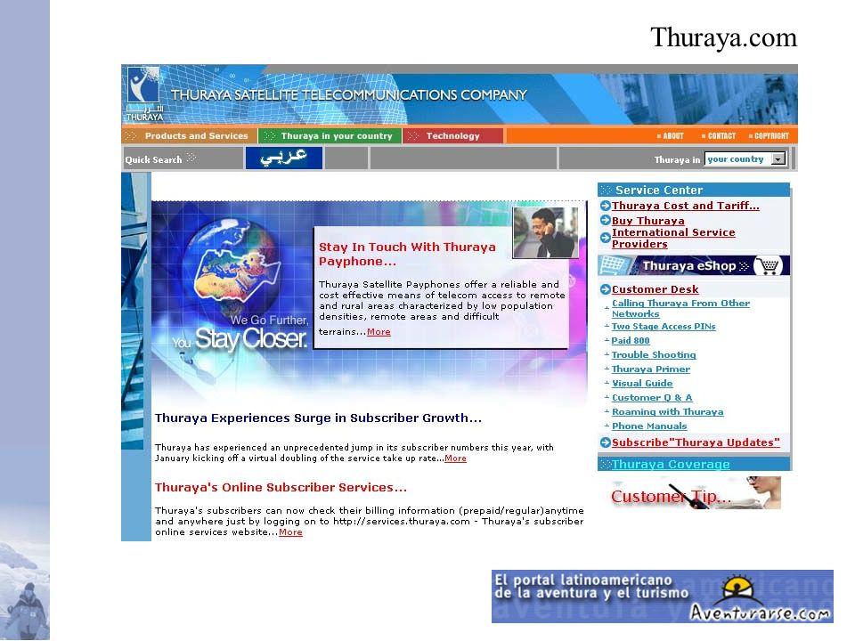 Thuraya.com